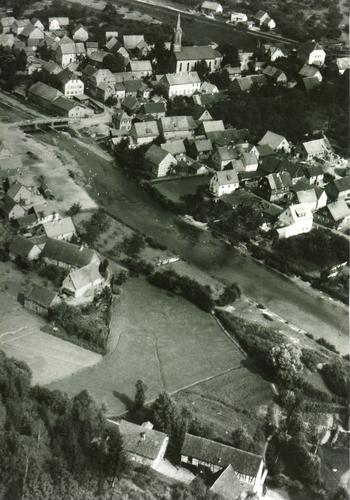 Luftaufnahme Obersinn