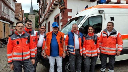 Bereitschaftsteam_RotaryClub-RadTour-Absicherung