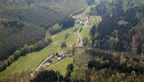 Luftbild Emmerichsthal