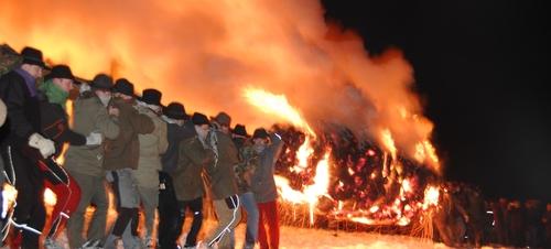 Feuerrädchen 2010