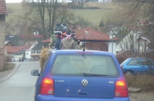 Weg zum Brunnberg