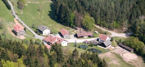 Luftbild Emmerichsthal 2