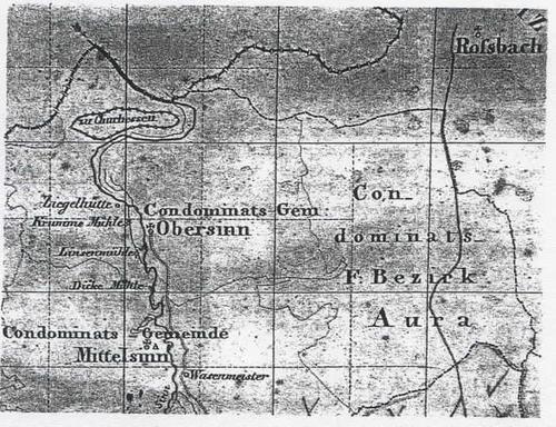 alte Landkarte (1)
